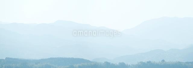 山並みの写真素材 [FYI01346857]
