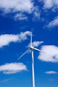 風力発電の写真素材 [FYI01346859]