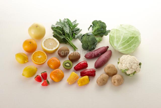栄養素 ビタミンCの写真素材 [FYI01347579]