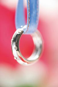 指輪の写真素材 [FYI01348134]