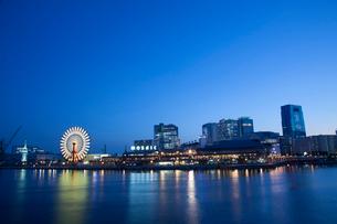 神戸の夜景の写真素材 [FYI01348156]