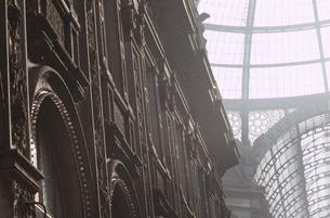 エマヌエーレ二世のガレリアの写真素材 [FYI01348308]