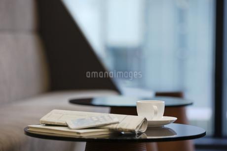 コーヒータイムイメージの写真素材 [FYI01348320]