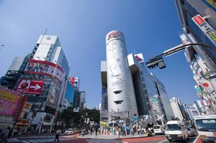 渋谷109周辺の写真素材 [FYI01348343]