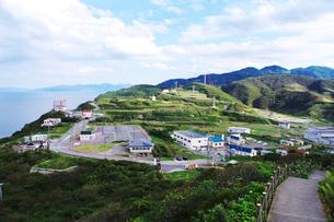 龍飛岬の写真素材 [FYI01351380]