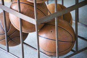 バスケットボールの写真素材 [FYI01352211]
