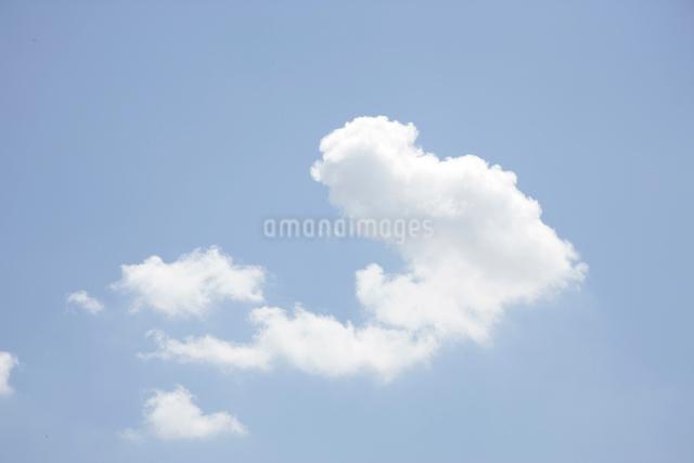 空と雲の写真素材 [FYI01352777]