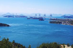 瀬戸大橋の写真素材 [FYI01353012]