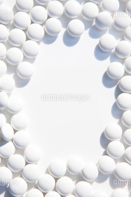 錠剤の写真素材 [FYI01353497]