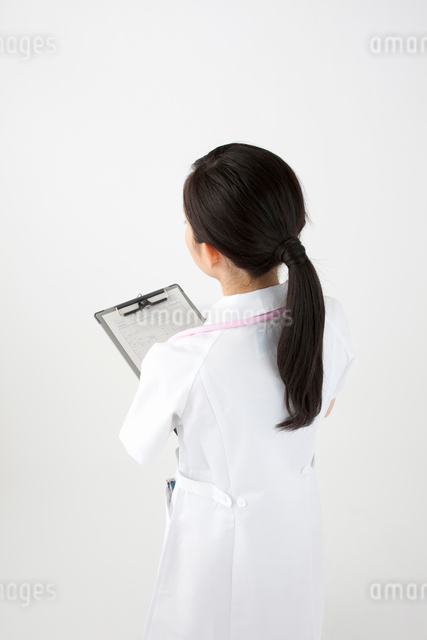 看護師の写真素材 [FYI01353806]