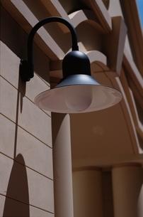 街灯の写真素材 [FYI01353909]