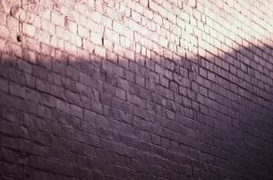 レンガ壁面の写真素材 [FYI01354457]