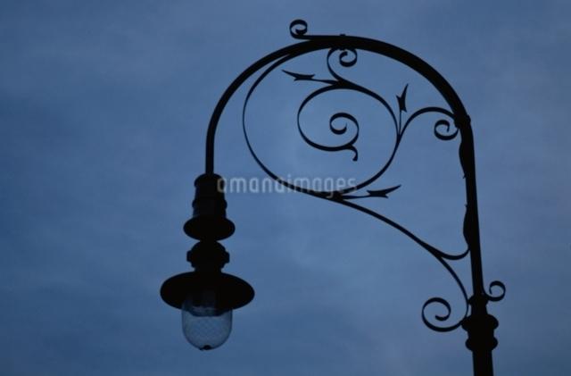 街灯の写真素材 [FYI01354712]