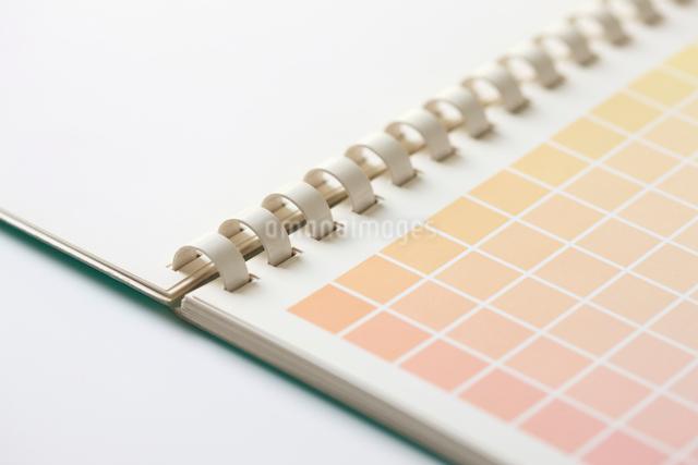 カラーチャートの写真素材 [FYI01354866]