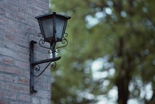 街灯の写真素材 [FYI01356244]
