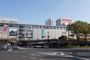 広島駅南口の写真素材 [FYI01356514]