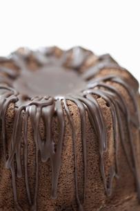 バレンタインケーキの写真素材 [FYI01356518]