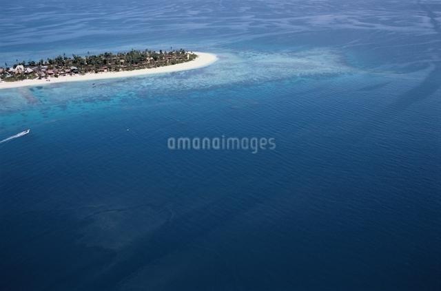 海 島 空撮の写真素材 [FYI01358365]