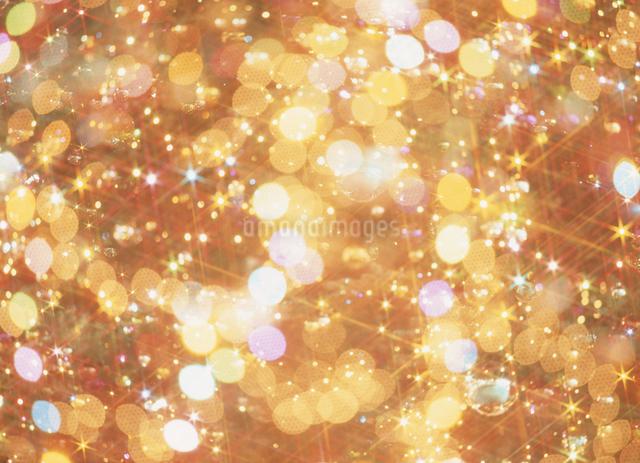 クリスマスイルミネーションの写真素材 [FYI01359973]
