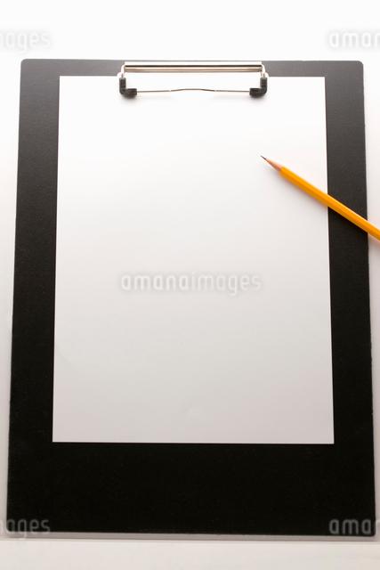 クリップボードの写真素材 [FYI01361463]