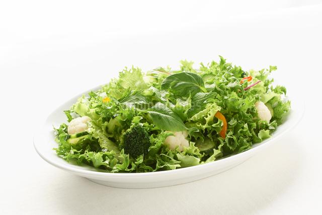 健康的なサラダの写真素材 [FYI01364845]