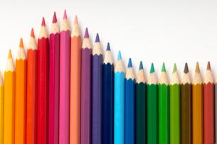 色鉛筆の写真素材 [FYI01365196]