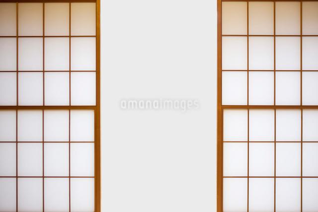 障子の写真素材 [FYI01365432]