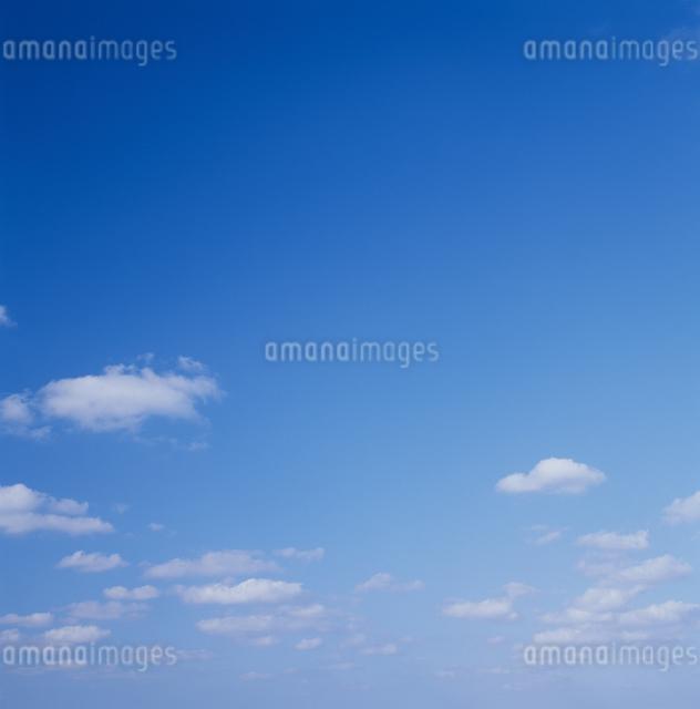 雲、空の写真素材 [FYI01365721]