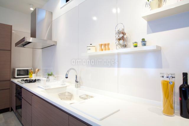 キッチンの写真素材 [FYI01365886]