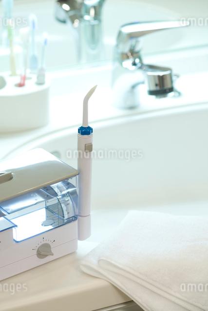 歯磨きの写真素材 [FYI01365910]