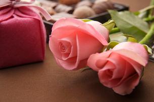 バレンタインイメージの写真素材 [FYI01366202]