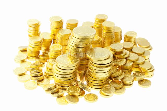 金貨の写真素材 [FYI01366207]