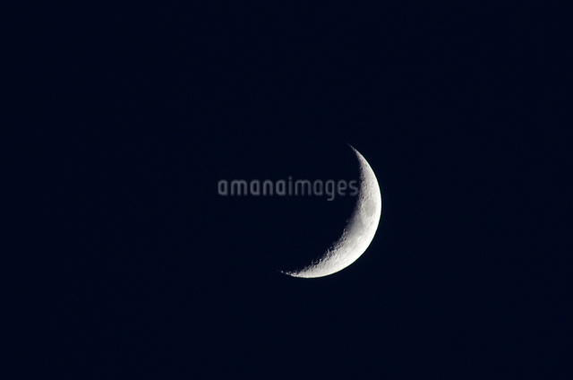 月の写真素材 [FYI01366699]
