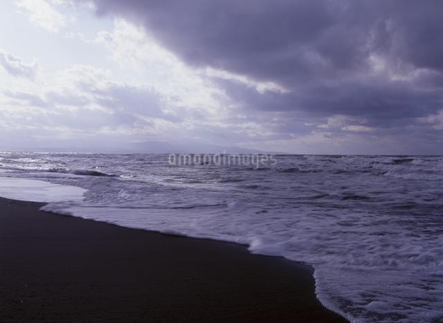 日本海の写真素材 [FYI01366870]