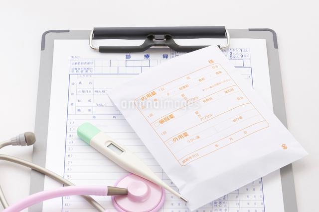 医療道具の写真素材 [FYI01367612]
