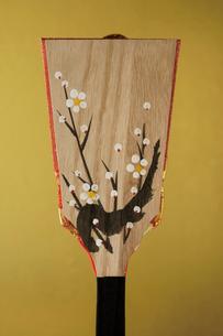 羽子板の写真素材 [FYI01368534]