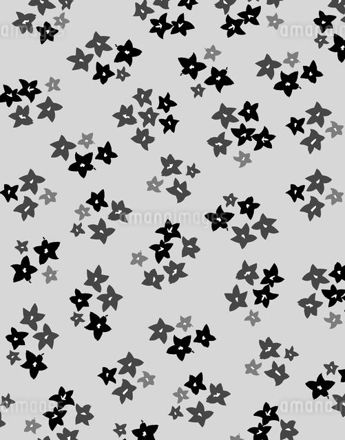 花柄パターンのイラスト素材 [FYI01369025]