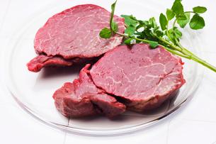 ヒレ肉の写真素材 [FYI01369059]