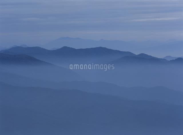 山並の写真素材 [FYI01369805]
