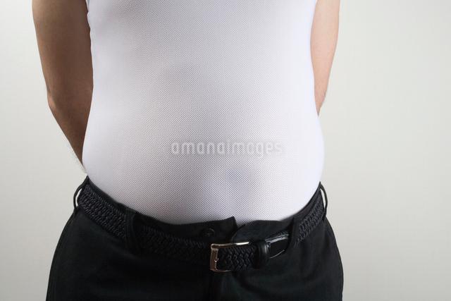 肥満の写真素材 [FYI01369902]
