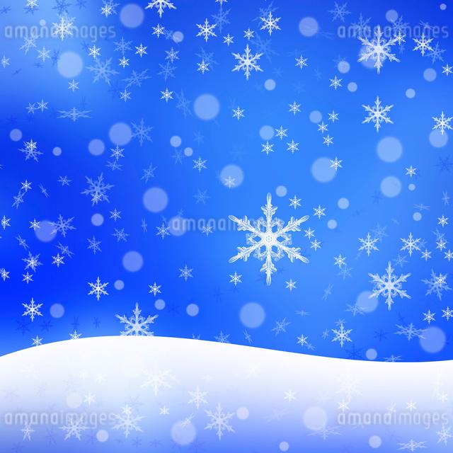 雪模様の写真素材 [FYI01370040]