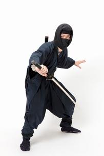 忍者の写真素材 [FYI01370475]
