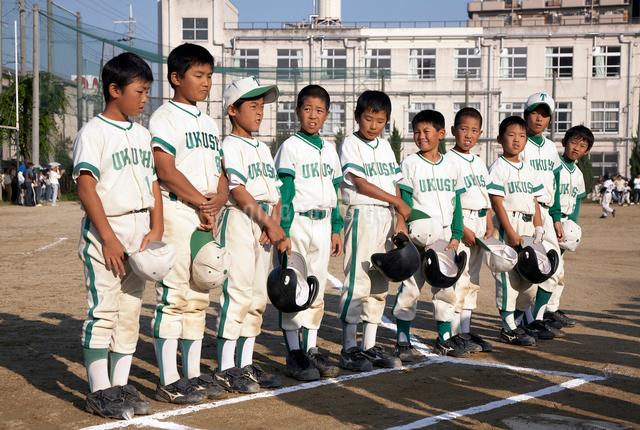 少年野球の写真素材 [FYI01370476]