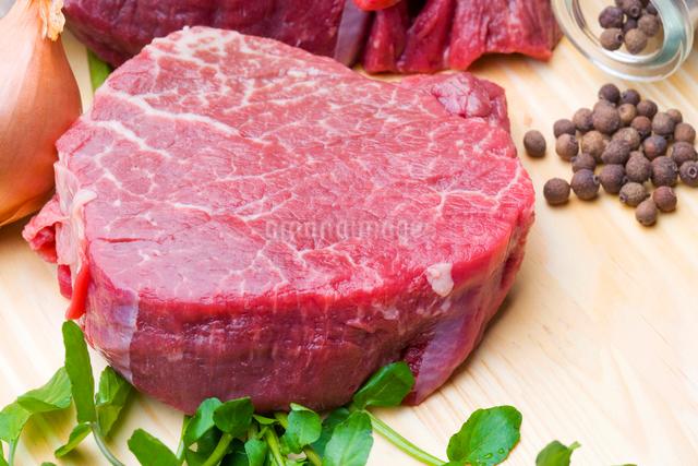 ヒレ肉の写真素材 [FYI01371041]