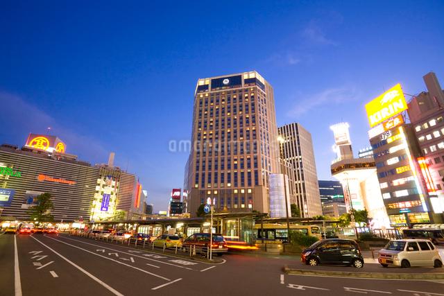 横浜駅西口の写真素材 [FYI01375881]