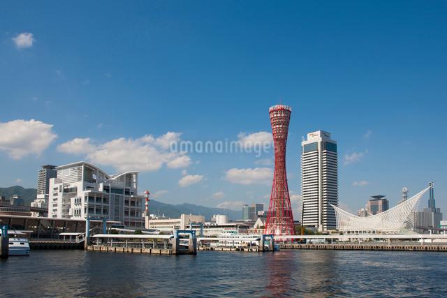 神戸の町並みの写真素材 [FYI01376107]