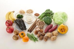 栄養素 食物繊維の写真素材 [FYI01376699]