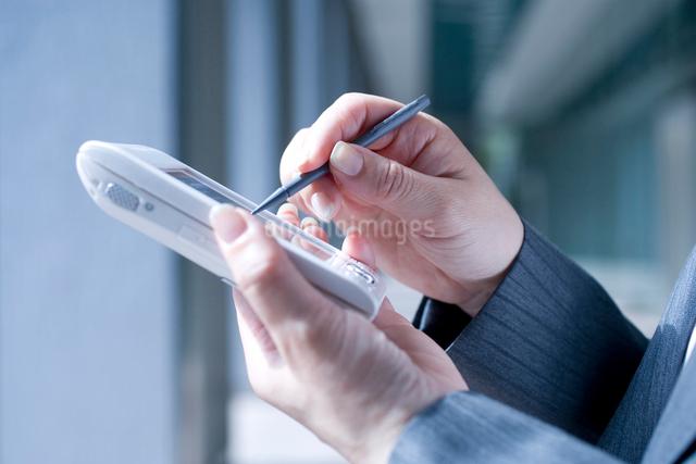 モバイルイメージの写真素材 [FYI01378532]