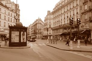 パリの街並みの写真素材 [FYI01378788]