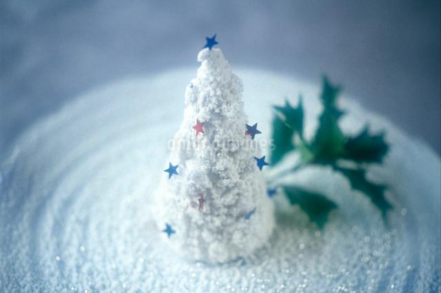クリスマスツリーの写真素材 [FYI01378978]